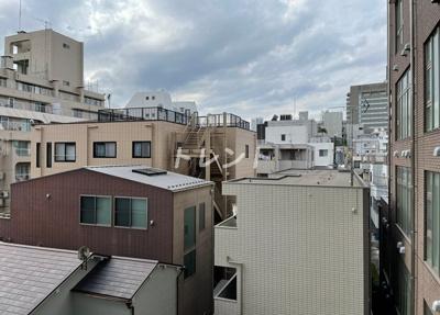 【展望】ミレアコート北参道