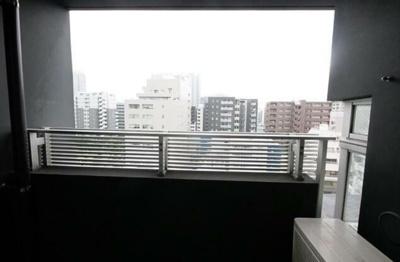 【バルコニー】コンフォリア新川