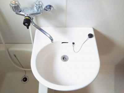 【洗面所】ツウィンガーデン駒沢