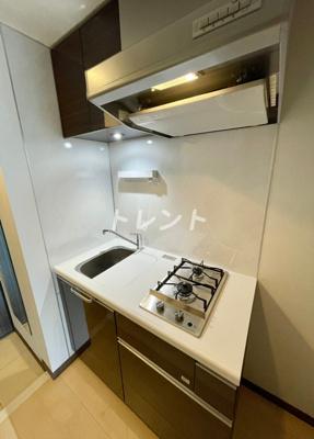 【キッチン】ジェノヴィア東中野スカイガーデン
