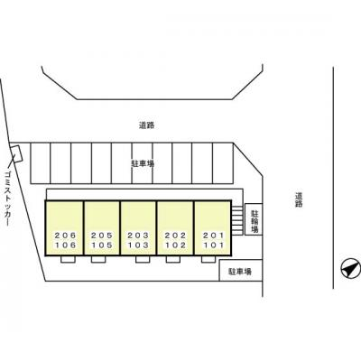【区画図】フレンドリースクエア