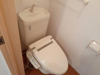 【トイレ】アルカンシェルⅡA