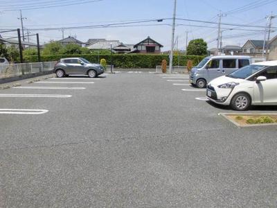 【駐車場】ルーチェ・デル・ソーレ