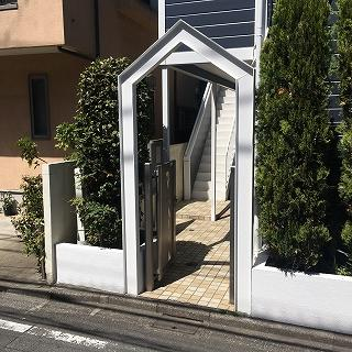 【エントランス】オーツハウス駒沢