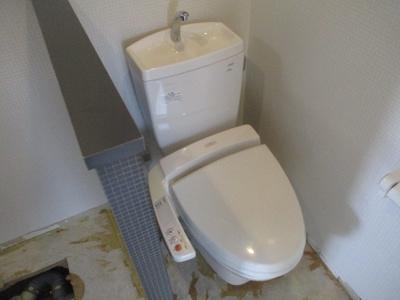 【トイレ】ゼウスニューヨーク5番街