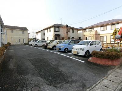 【駐車場】フレグランスレイ B棟