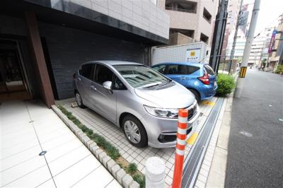 【駐車場】W-style大阪駅前