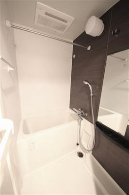 【浴室】W-style大阪駅前