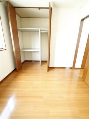収納スペースのあるお部屋☆