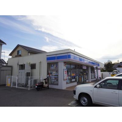 コンビニ「ローソン松本石芝店まで190m」