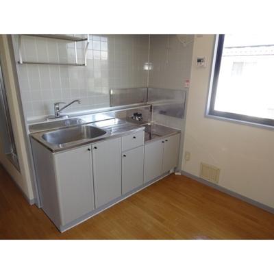 【キッチン】グリーンガーデン石芝A