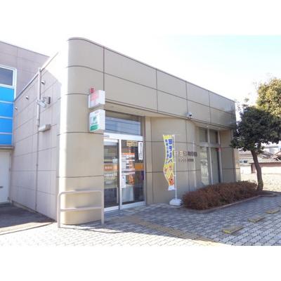 郵便局「上田三好町郵便局まで726m」