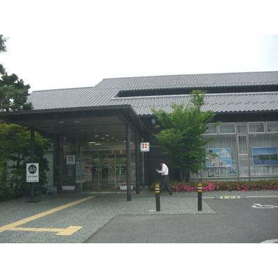 銀行「八十二銀行上田東支店まで719m」