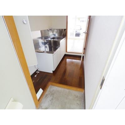 【玄関】メイプルハウス