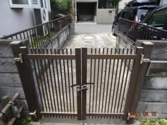駐車2台可能