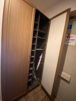 【玄関】ラブリハイツ戸頭