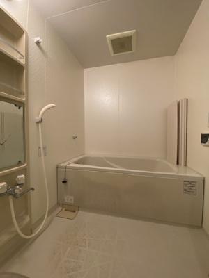 【浴室】ラブリハイツ戸頭