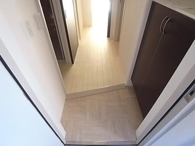 【玄関】ユニヴァリィ ルークス