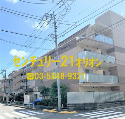 【外観】デュオステージ鷺ノ宮(サギノミヤ)