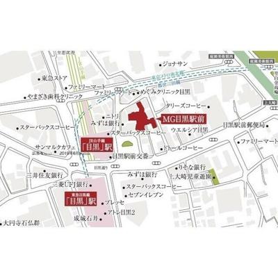 【展望】MG目黒駅前
