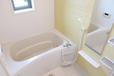 【浴室】グリーン・アモールⅡ