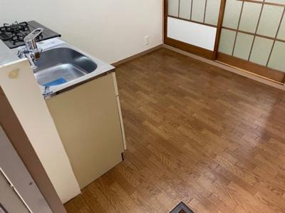 【内装】グリーンハウス