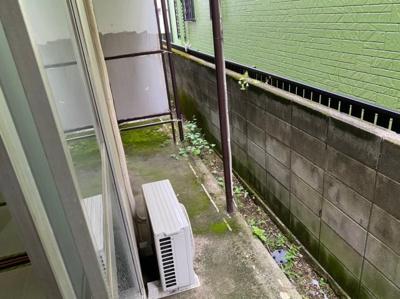 【バルコニー】グリーンハウス