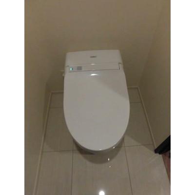 【トイレ】ブリリア ザ・タワー東京八重洲アベニュー
