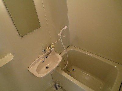 【浴室】シティハイツ森