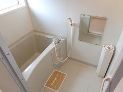 【浴室】ルピナス観月坂