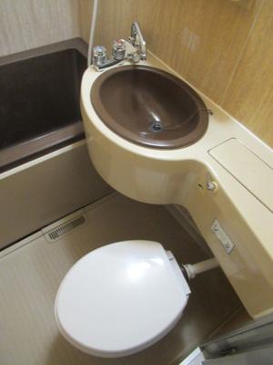 【トイレ】川島コーポ