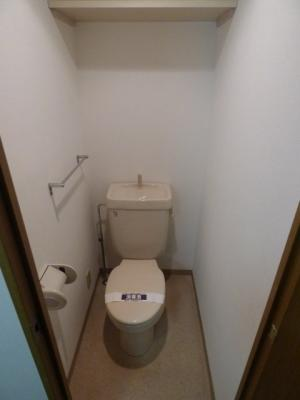 【トイレ】菱和パレス明大前壱番館