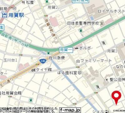 【地図】エスカーザ