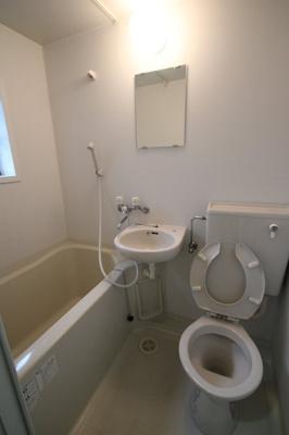 【浴室】新座市石神4丁目 店舗・アパート+駐車場用地 西武池袋線 東久留米