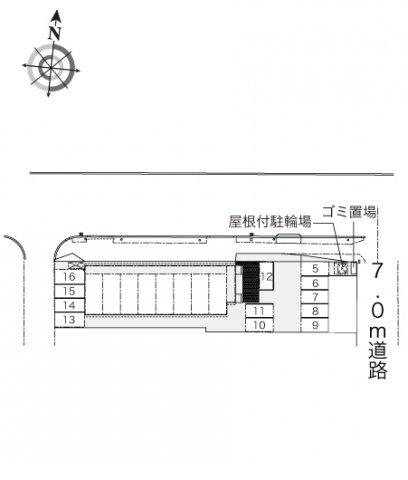 【その他】レオパレスサンライズ627