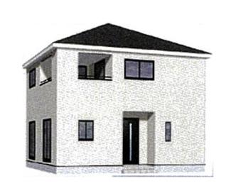 中巨摩郡昭和町河東中島新築戸建・全3棟3号棟・耐震等級3等級
