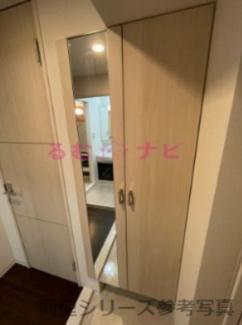 【玄関】レトワール清水