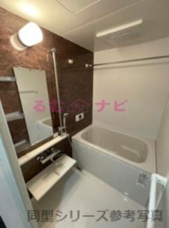 【浴室】レトワール清水