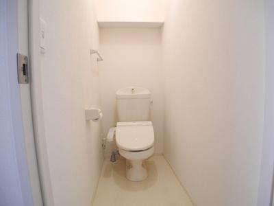【トイレ】ヴェルジェ平間