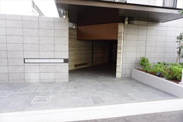 【エントランス】クオス新川崎夢見ヶ崎公園