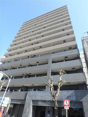 【外観】S-RESIDENCE難波EAST 初期費用は前家賃のみ!