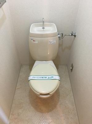 【トイレ】ディアス魚崎2