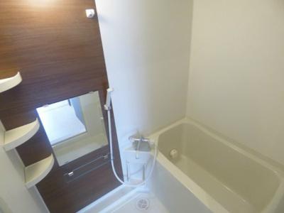 【浴室】スミエール弐番館