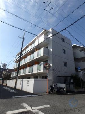 【外観】プチグレイス武庫之荘壱番館 初期費用は前家賃のみでOK!