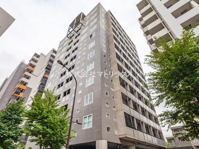 平成3年築13階建て デザイナーズマンション