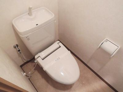 【トイレ】サンクラージュ山科三条