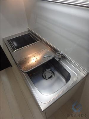 【キッチン】リーフデパレスⅠ番館
