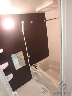 浴室乾燥設備付き