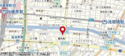 【地図】VIDA♯017