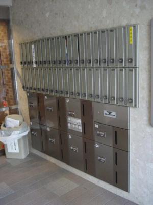 メールボックス・宅配BOX